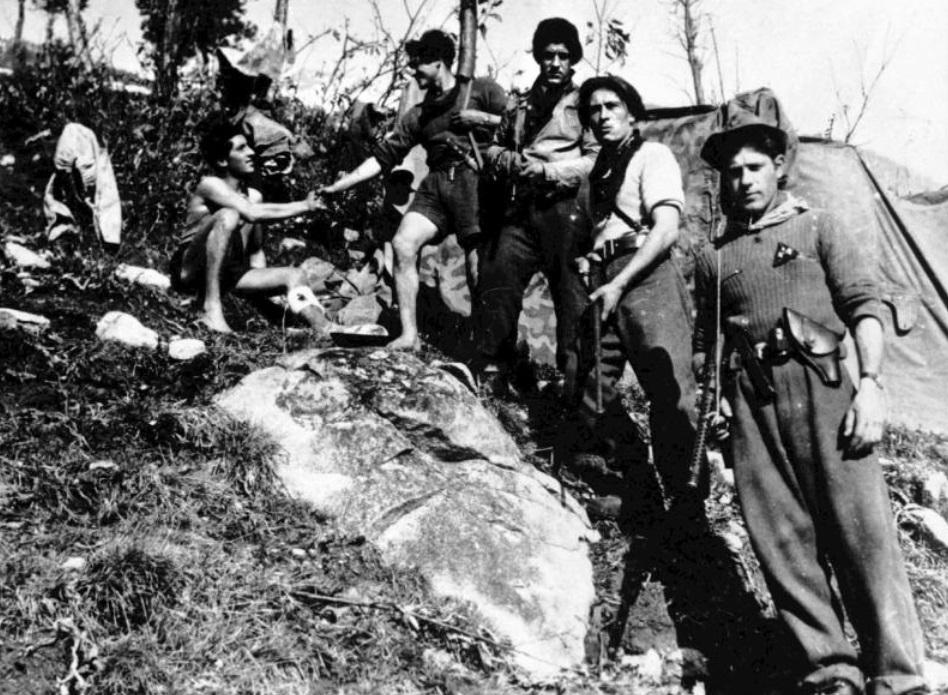«Белла чао» - история партизанской песни