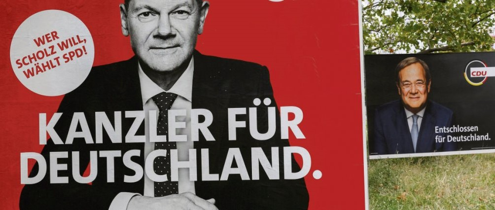 Германия: скандалы накануне выборов