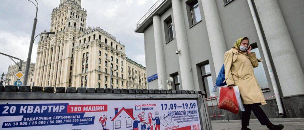 Выборы в России: власть рассчитывает на апатию