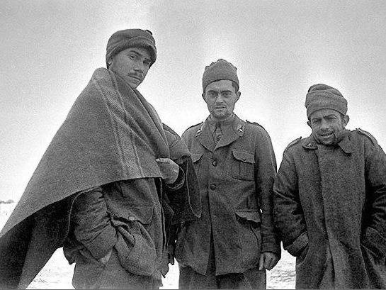 «Армия любовников» Второй мировой войны