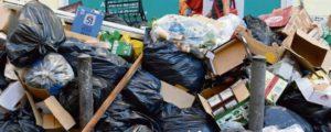Беспрецедентная забастовка мусорщиков Марселя
