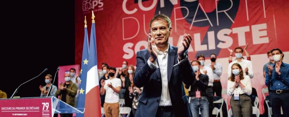 Социалисты определились с кандидатом в президенты